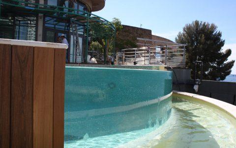 Débordoirs piscines