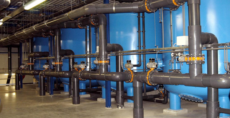 Filtration mécanique